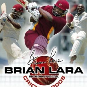 BrianLaraInternationalCricket2005_Xbox-BOX