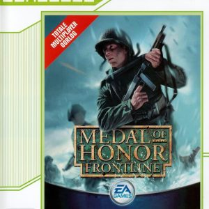 Medal Of Honor Frontline CLASSICS DUTCH PAL COVER